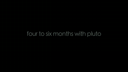 joy whalen : four to six months with pluto