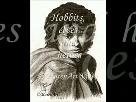 Hobbits, elves and heroes