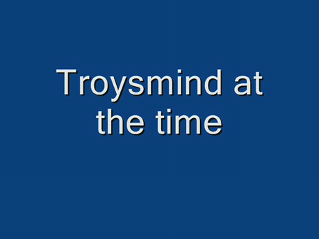 Troys mind at the time video