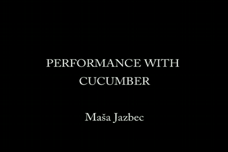 Video performance with cucumber