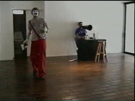 Luis Mondragón, Cali, 1967 - SPAGUETTI CLOWN , 2001
