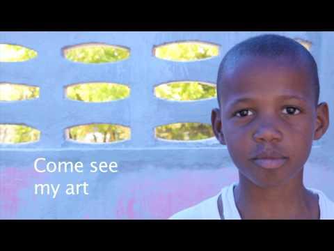 Haitian's  Children Art Benefit