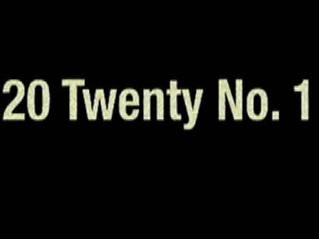 20 Twenty No. 1, A Strange Land