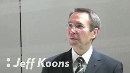 Close Encounters: Jeff Koons Art Car