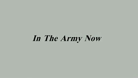 Yevgeniy Matveyev. In The Army Now. Video installation. 2005.
