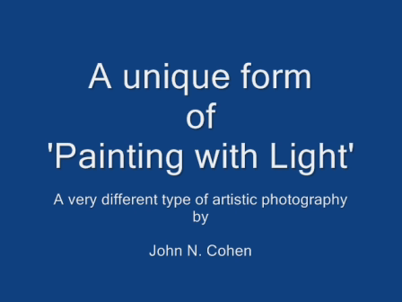 'Painting with Light' by John Neville Cohen