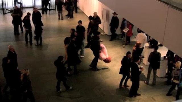 Big Dick denied at MoMA