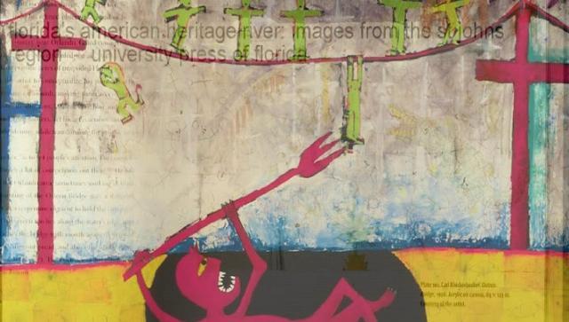 suburban primitive art - a slideshow