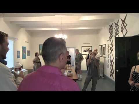 El Zaguan, The Living Room, Opening Night