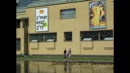 OPENING ZomerExpo Gemeentemuseum Den Haag 09 July 2011