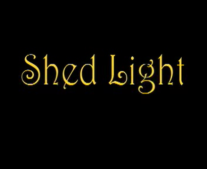 Shed Light 2007