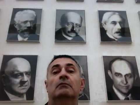 Me Franz Kafka, Gerhard Richter  and Albert Einstein
