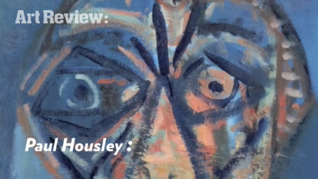 Paul Housley in conversation with Nigel Cooke