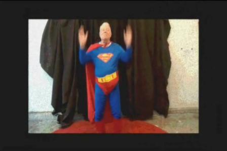 I Am Hank I Am Superman Dances to the Black Keys