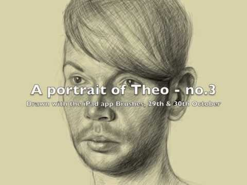 A Portrait of Theo, No3