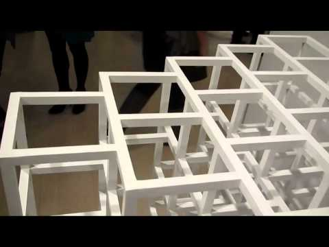 Alfred Jensen/Sol Lewitt Systems and Transformation at PACE GALLERY