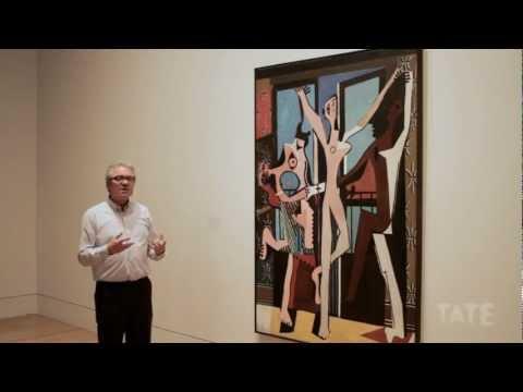 TateShots: Picasso and Modern British Art