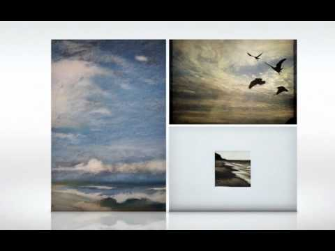 Mare e Cielo an exhibition by  Sandra McArthur