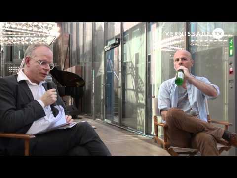 Artist Talk Philippe Parreno at Fondation Beyeler (Excerpt)