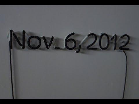 Glenn Ligon  Neon  at LUHRING AUGUSTINE