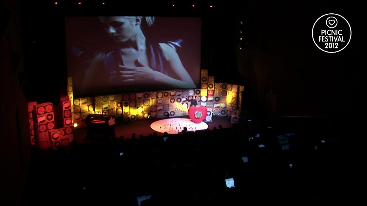 Daan Roosegaarde on The Business of Soft and Hard Capital at PICNIC 2012