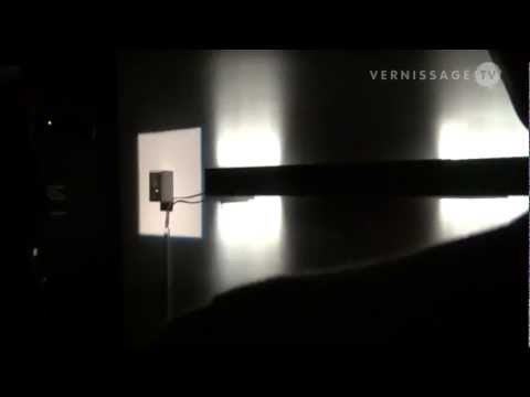 Rafael Lozano-Hemmer: Voice Array. Performance by Rahzel.