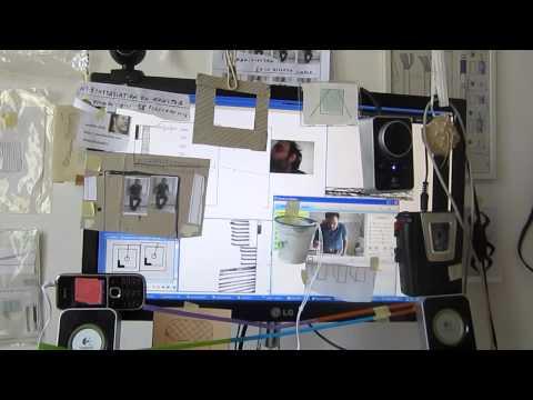 N°3 installation on monitor