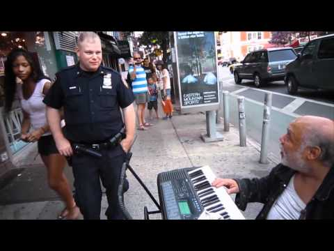 ROUSTED by NYPD