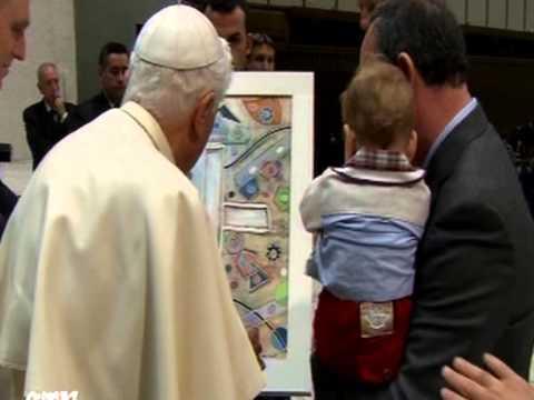 Andrea Benetti nelle Collezioni Vaticane - Arte contemporanea pittura italiana