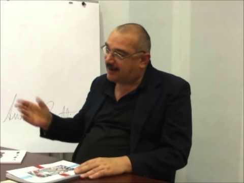 Il professor Gianfranco Bartalotta intervista Andrea Benetti - Arte contemporanea pittura italiana