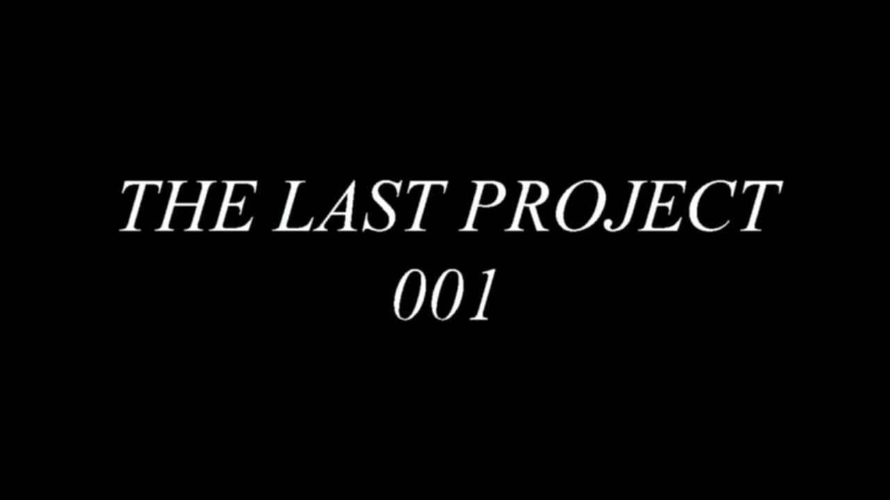 THE LAST PROJECT 001 © NOK&T/ART 2015