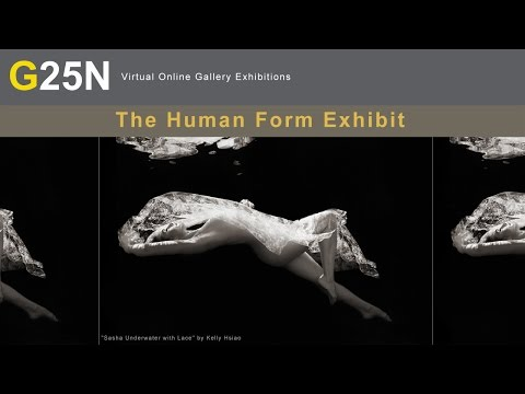"""Gallery 25N Presents """"The Human Form"""" Exhibit Opening 10/16/15"""