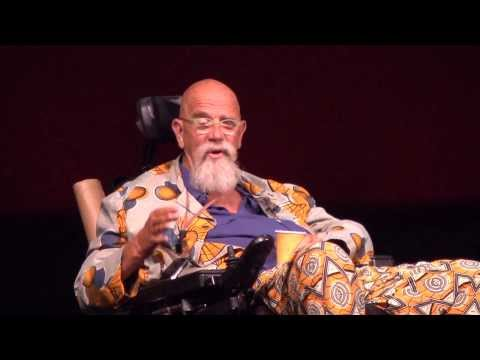 Chuck Close in Conversation with Robert Storr at Guild Hall