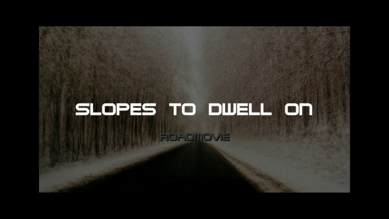 SLOPES TO DWELL ON © NOK&T/ART 2015