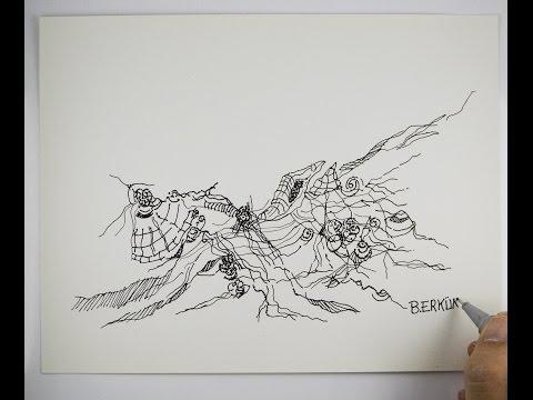 """""""Kıyı Eskizleri"""" - Berna Erkün"""