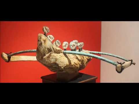 Indonesia petrifiedwood sculpture
