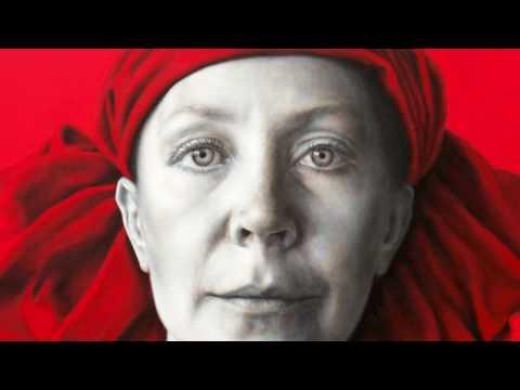 TRINITY, paintings by ARINA, film by Aleksandra Kabakova