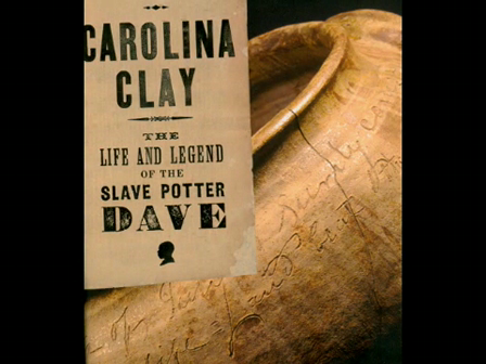 Leonard Todd on the slave potter Dave
