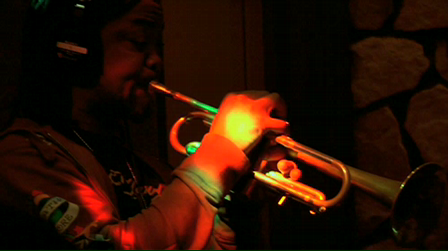 """Trumpeter/Producer Maurice """"Mobetta"""" Brown's Video Blog May 09"""
