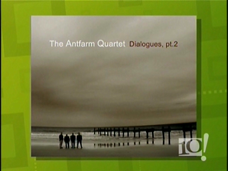 Paul Jost with Antfarm Quartet - And I Love Her