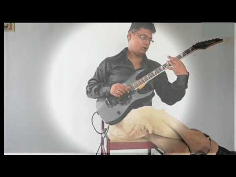 Autumn leaves by solo jazz guitarist ujjal