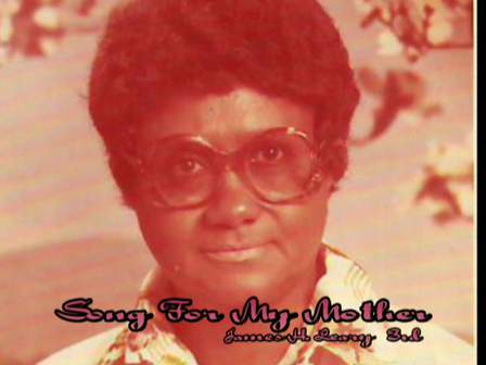 Song for My Mother-JLeary