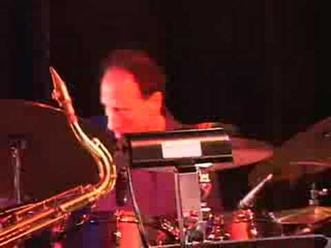 Terry Silverlight Drum Solo#1