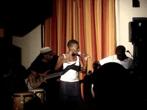 The Creator Has a Masterplan - Vaughnette Bigford with Theron Shaw Trio