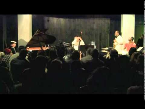 Brandino with his friend John Beasley's Grammy Party @ the Blue Whale.mp4