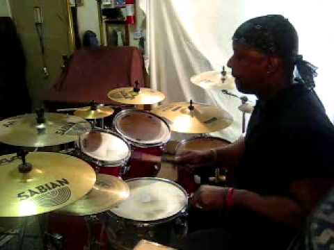 """""""..a smooth jazz shuffle groove """"bump it up"""" {spyro gyra} {played by russell a. worrell}"""
