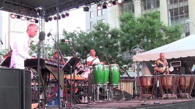 """The Pace Report: """"The 2011 Detroit Jazz Festival Opening Ceremonies"""" wsg Jeff """"Tain"""" Watts"""