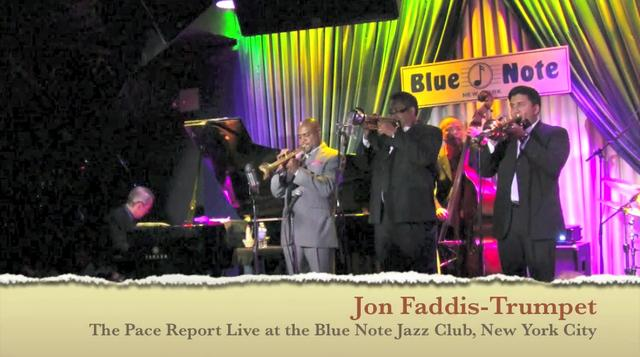 "The Pace Report: ""The Triumphs of the Trumpet"" The Jon Faddis Interview wsg Terell Stafford and Mik…"