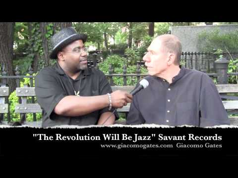 """The Pace Report: """"The Revolution Will Be Jazz"""" The Giacomo Gates Interview"""