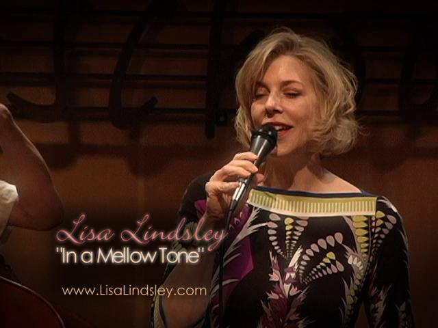 In a Mellow Tone, The Jazz School - Lisa Lindsley